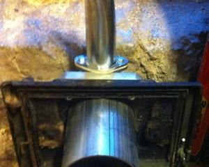 conversione caldaia da gasolio a pellet