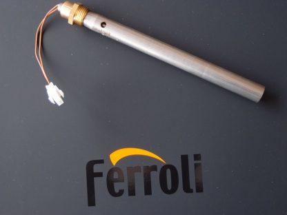 glow plug for pellet burner