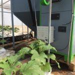 generatori d'aria calda a pellet