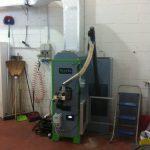 generatore aria calda da 35kw