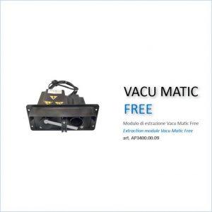 bocchetta per aspirazione pellet Vacu Matic