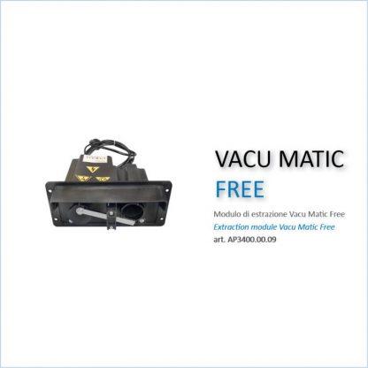 bocchetta per aspirazione pellet Vacu MaticVacu-matic-free